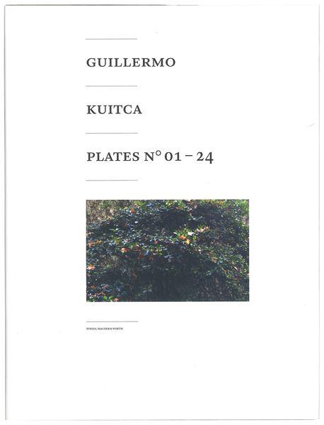 2008 Kuitca Plates