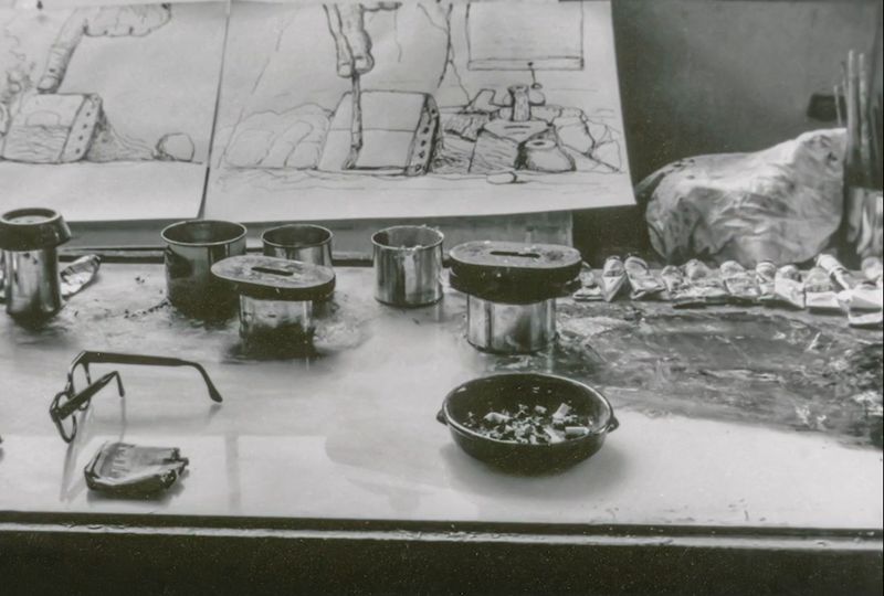 Philip Guston 'What Endures' Online Exhibition from Hauser & Wirth