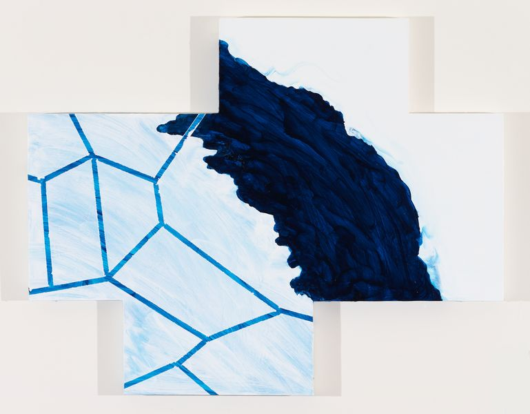 Exhibitions — Mary Heilmann Visions, Waves and Roads - Mary Heilmann