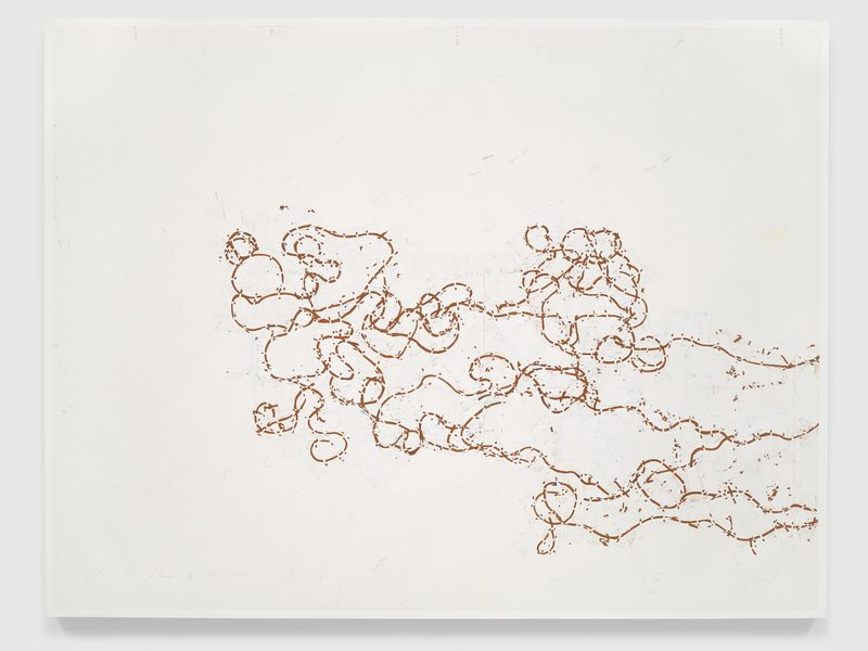Artwork related to exhibition: Roni Horn  Wits' End Sampler | Recent Drawings