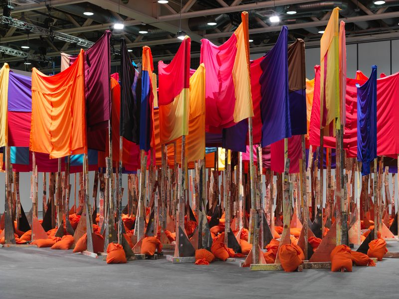 Artists — Phyllida Barlow - Hauser & Wirth