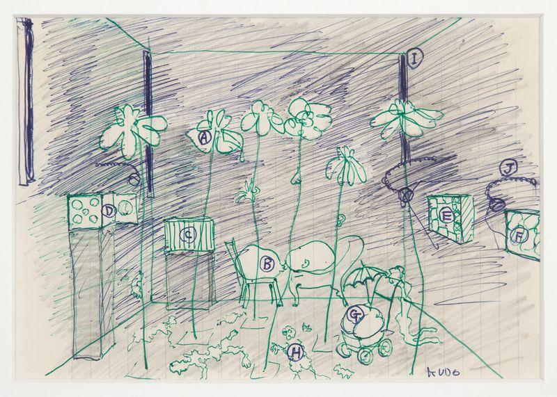 KUDO 49966 Souvenir La Mue - For Your Living Room