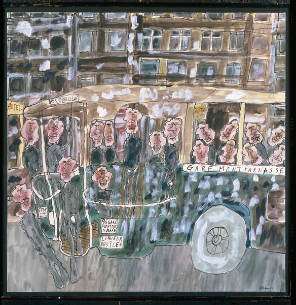 Stories — Excerpt from Dubuffet and the City: People, Place