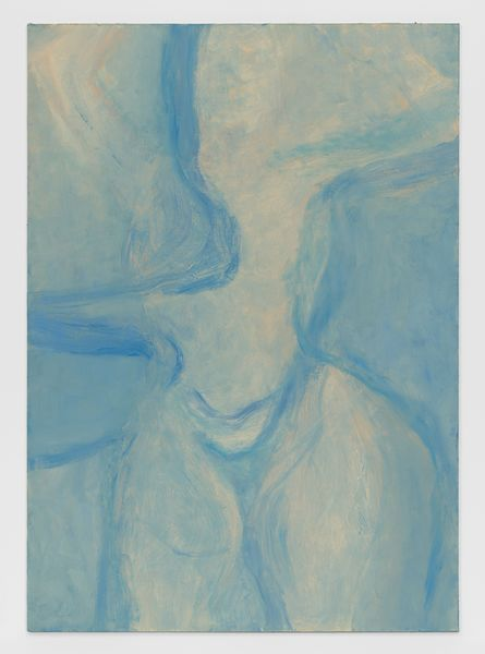 Nude Turning Air Blue II
