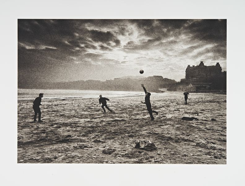 MCCUL76128, MCCUL76129, MCCUL76130, MCCUL76423, MCCUL76424 Fishermen, Scarborough Beach, 1965