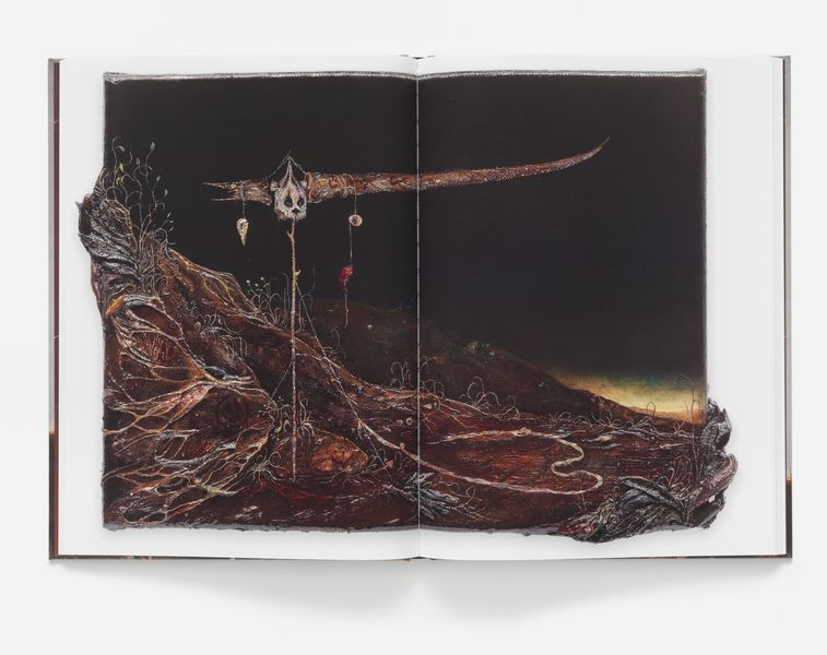 Anj Smith - Publication Paintings - pg40 - A3