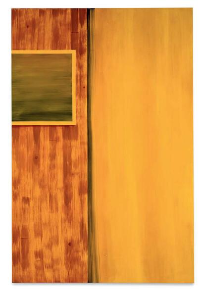 Wood Grain #1