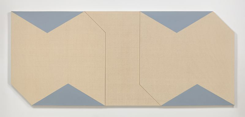 Artwork related to exhibition: Larry Bell From the '60s