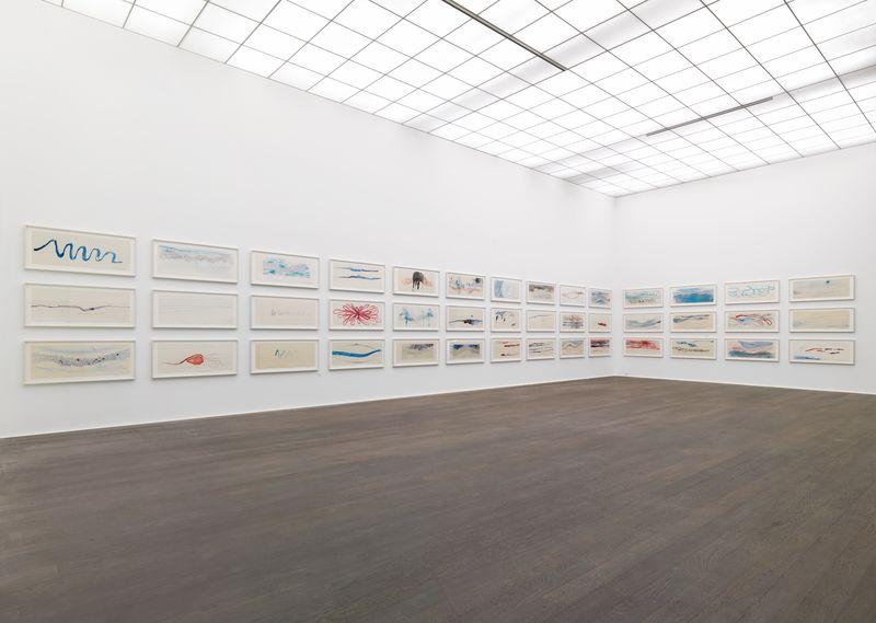 Artwork related to exhibition: Louise Bourgeois La Rivière Gentille