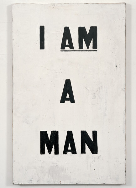 GLS_Untitled I Am a Man_1988_810