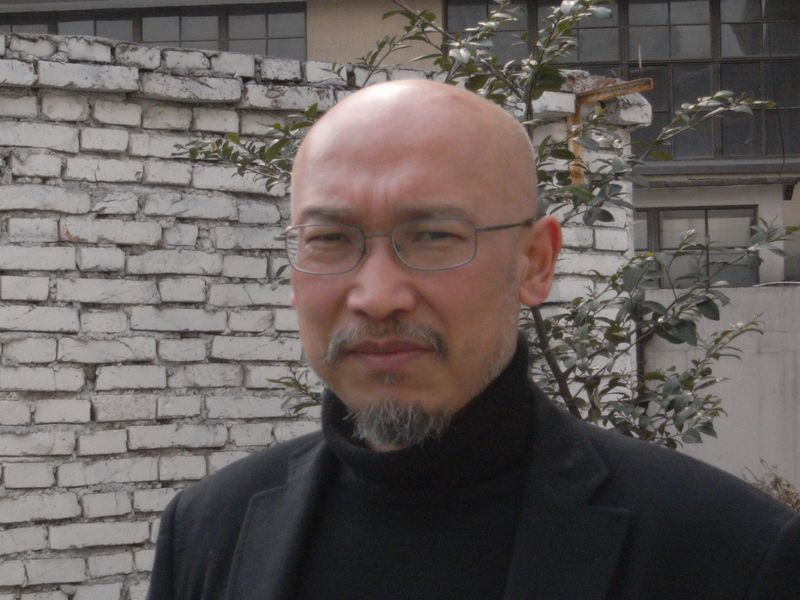 Zhang Enli portrait