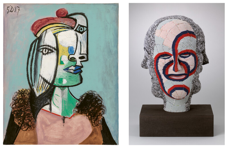 picasso:bourgeois hero