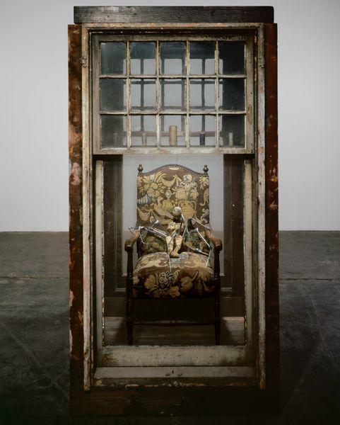 Artwork related to exhibition: Louise Bourgeois L'araignée et les tapisseries