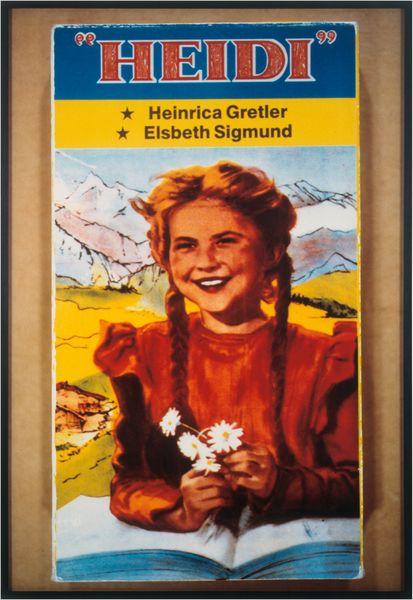 McCAR23037, Heidi File: Heidi Video Box