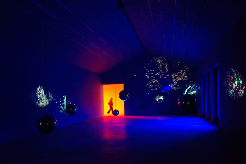 Artwork related to exhibition: Pipilotti Rist  Stay Stamina Stay