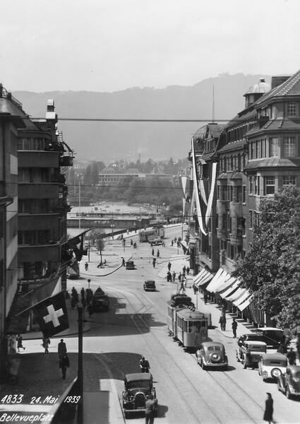 Ramistrasse in1939