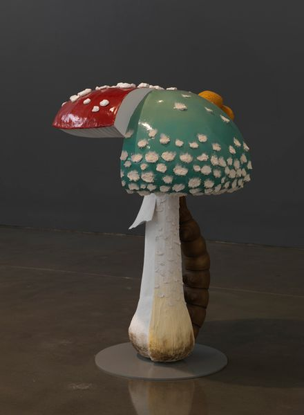 Giant Triple Mushroom — Carsten Höller