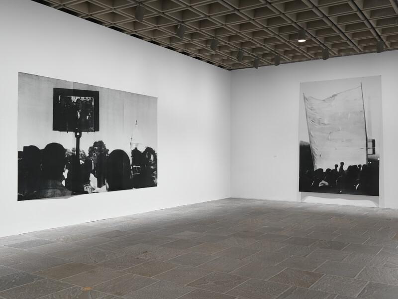 Artists Glenn Ligon Hauser Wirth
