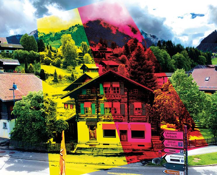Casa Gstaad 2