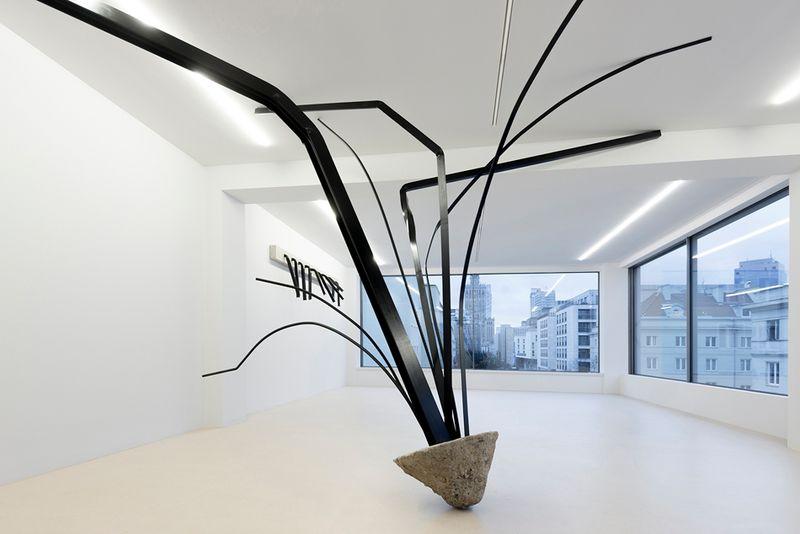 Artwork related to exhibition: Monika Sosnowska