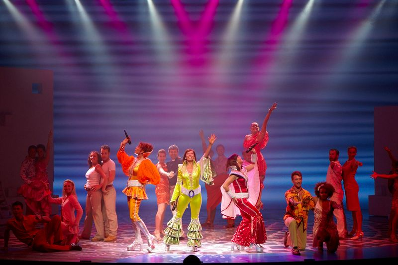 MAMMA MIA FR Season 2 official pictures © Copyright: Brinkhoff/Moegenburg, Germany