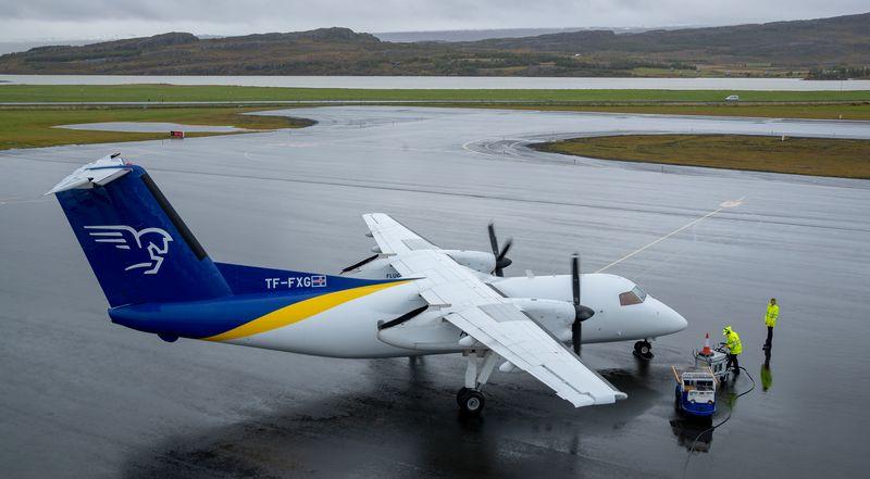 Fleet | Air Iceland Connect