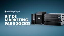 Husky IVO Partner Marketing Kit - Spanish