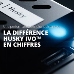 Husky IVO - SoMe carrousel - Specifications