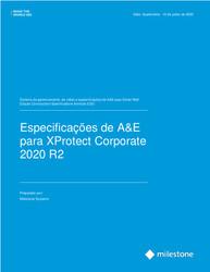 XProtect Corporate CSI A&E Specification