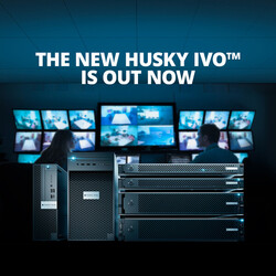 Husky IVO - Static SoMe image - It's out now