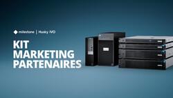 Husky IVO Partner Marketing Kit - French
