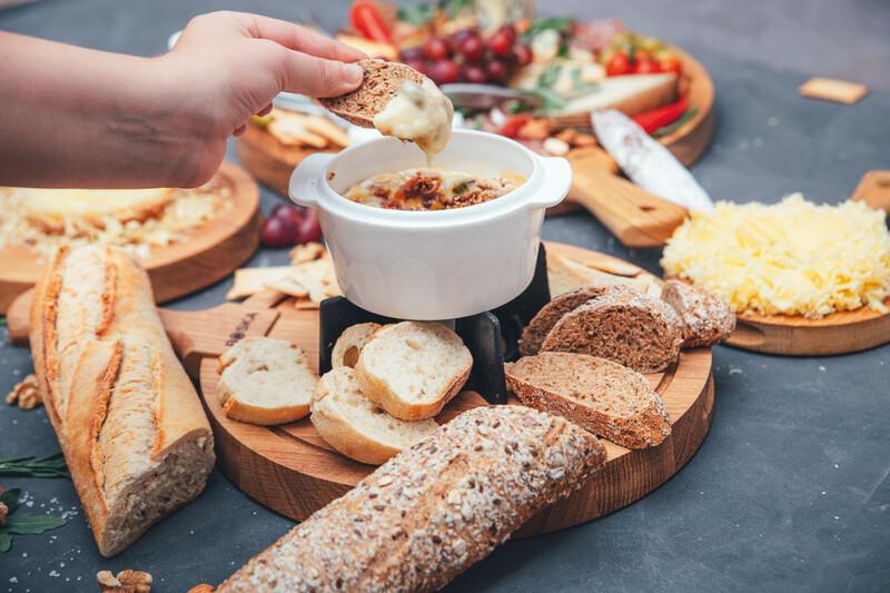 Oktober borrelmaand Monaco+ cheese baker