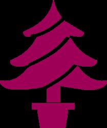 Christmas Tree_plum