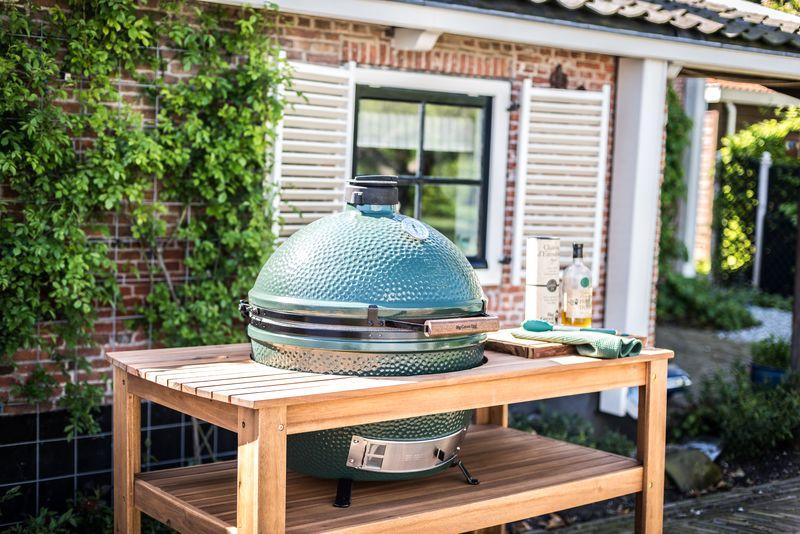 Big Green Egg - Acacia Table - XL: 118264 / L: 118257