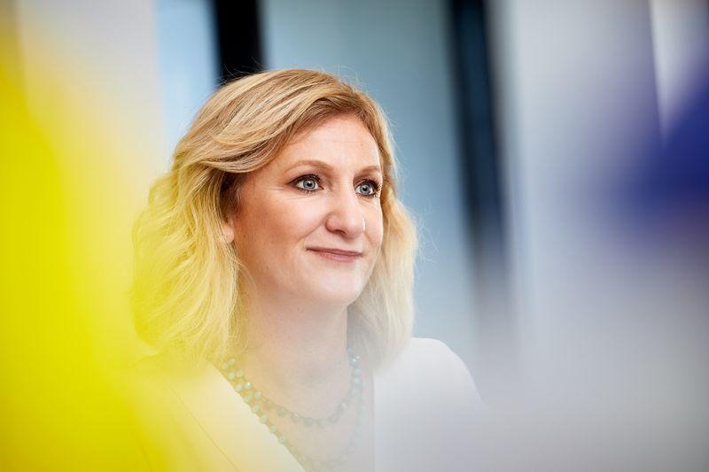 Sue Marcus - Human Forward Headshot